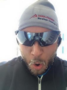 cold run 2015  snow beard
